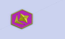 gundam emblem sample