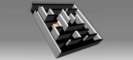 DMU Kinematic CATIA Maze Runner