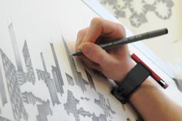 Drawing Wristband