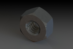 "Request: 1/4"" - 20 hex nut"