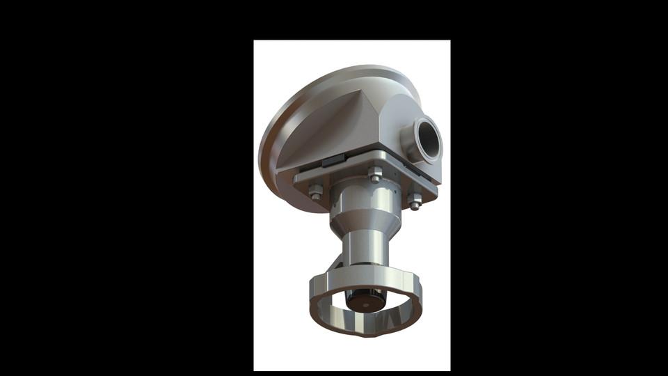 Vlvula de diafragma diaphragm valve 3d cad model library grabcad ccuart Gallery