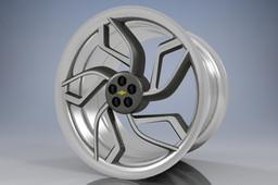 Chevrolet Miray Concept Rim