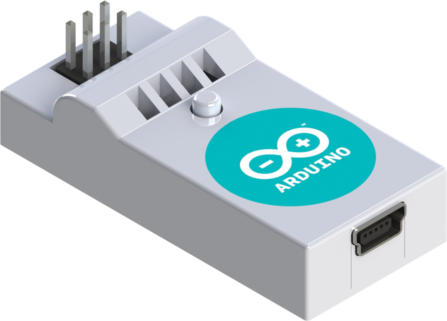 Arduino Nano ISP | 3D CAD Model Library | GrabCAD