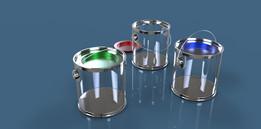 mini pails set