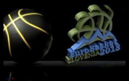EuroBasket Slovenia 2013 logo
