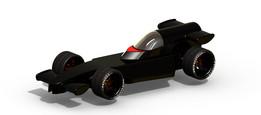 F1 toy model