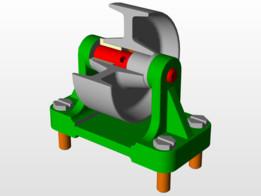 F.V. Bell Roller Support 8.2.6