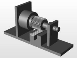 pinion - Recent models | 3D CAD Model Collection | GrabCAD Community