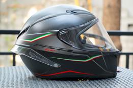 Mũ bảo hiểm dạng AGV Pista GP