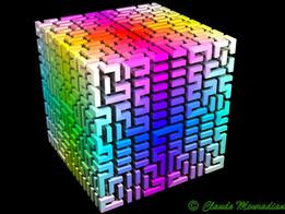 Hilbert straight Cube
