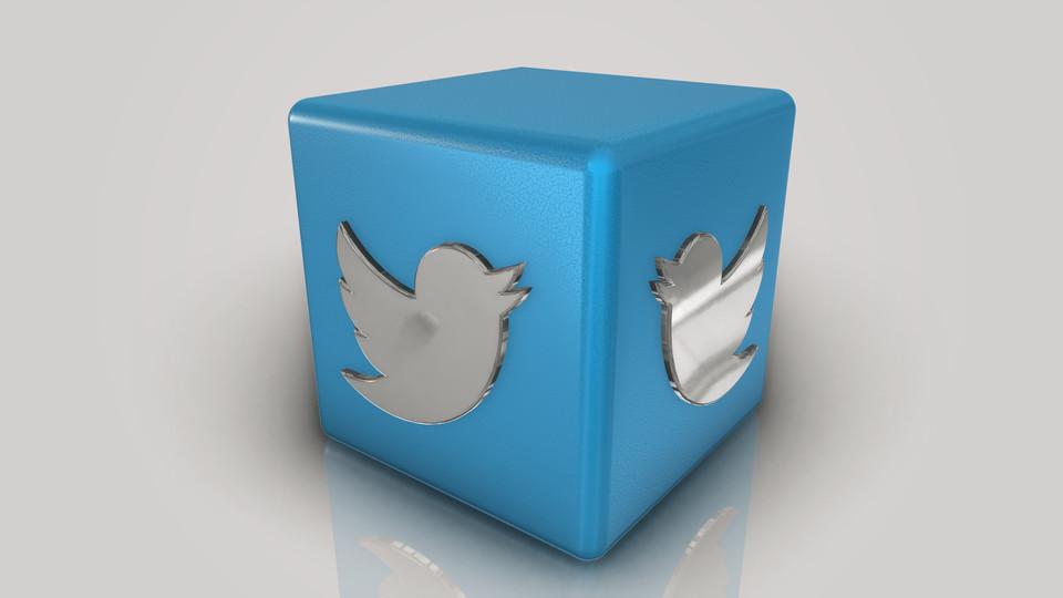 Twitter Cube | 3D CAD Model Library | GrabCAD