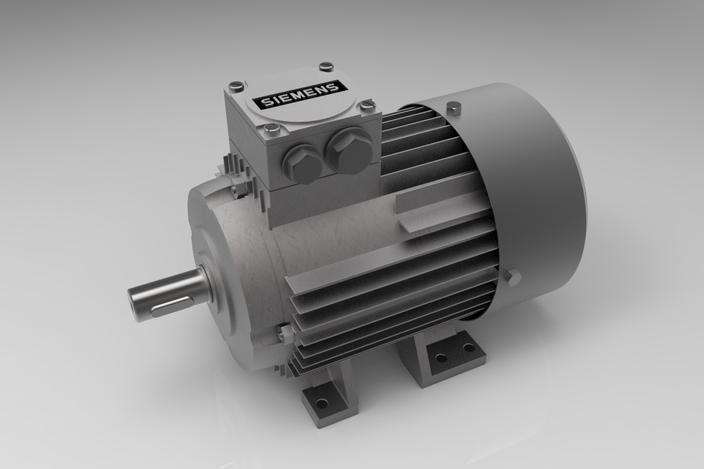 Electric Motor Siemens 400v