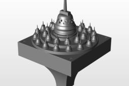 Stupa Light the Way