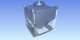 Matcon Series S 1000L IBC 1406mm