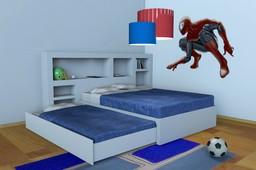 Beliche cama - berth bed