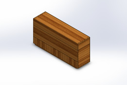 Carpentry Tool Box