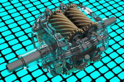 Torsen Differential Mechanism
