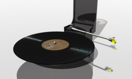USB turntable ION