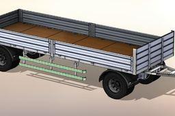 trucks trailer