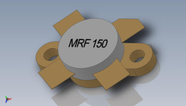 MRF150 Power HF Transistor