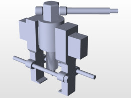 Bearing puller