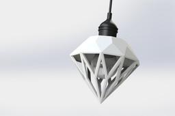 "Lamp ""Teemant"""