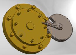Mechanical Intemittent mechanism