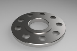 Paremetric Flange with rule based relations