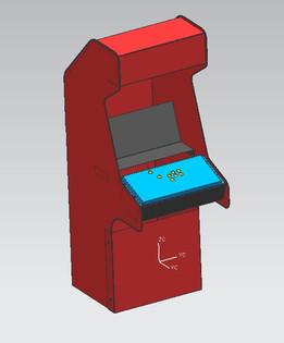 Arcade Machine Housing