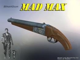 "Shotgun ""Mad Max"""
