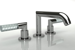 3 Point basin mixer tap