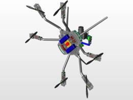 Drone MDR Mk 1 V 1.7 Slx Version.