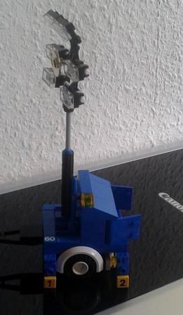 LEGO THW-Lichtmast