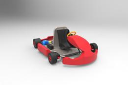 go-kart - Recent models | 3D CAD Model Collection | GrabCAD