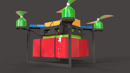 quadcopter Z