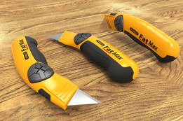 Fat Max knife from Stanley