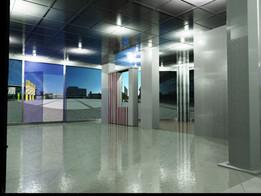 Showroom on Cyprus