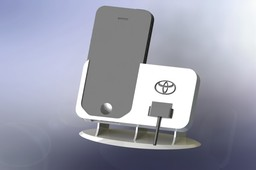 iPhone holder 3