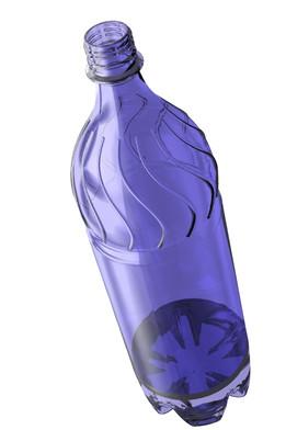 PET-bottle for soft-drinks