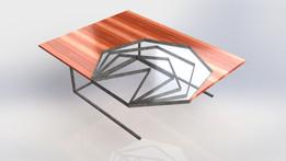 Geometrical Table