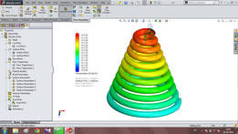 CFD Analysis of Heat Transfer in Helical Coiled Heat exchanger