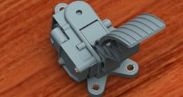 automotive pedal