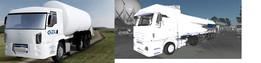 47 m3 LPG Tanker Model in Point Cloud