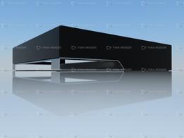Console ITX Concept Case