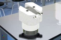 cylinder with cooling fins
