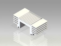 D Series Heatsink TO-263