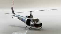 Bell UH 1-B (Huey)