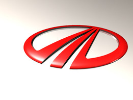 Request: mahindra logo
