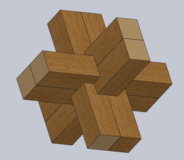 Japanese joint puzzle
