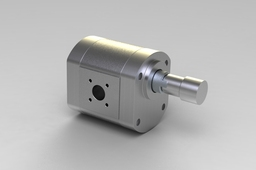 Gear pump 41 L/min at 2400 rpm